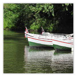 Boote im Frederiksberg Have 001