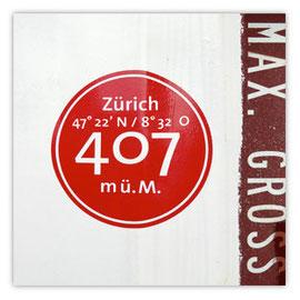 072d Zürich 407 001