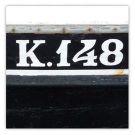 Fischerboot K148