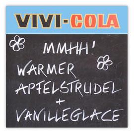 StadtSicht 127a, Vivi Cola Schild