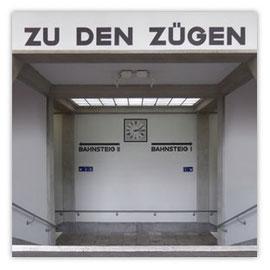 """StadtSicht 133c: Bahnhof-Wiedikon """"Zu den Zügen"""""""