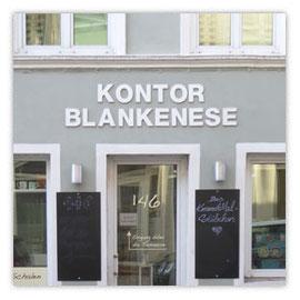 047b Fassade des Kontor Blankenese in der Elbchaussee