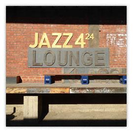 46a Jazz Lounge im Oberhafen Hamburg