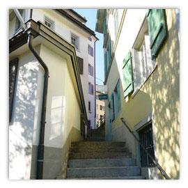 113c Schipfe Treppe im Oberdorf Zürich