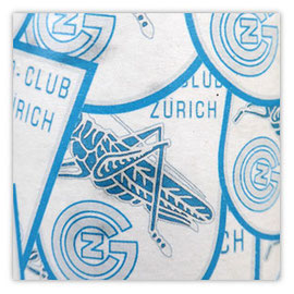 StadtSicht 125d, Grashopper Zürich Sticker
