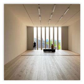 StadtSicht 147a: Kunsthaus Erweiterung: Fenster mit Ausblick