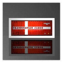 Containerleuchte Skandinavian Cargo 004