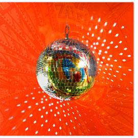 107b Discokugel orange 001