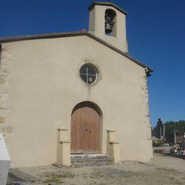 la Chapelle St Michel à Châlon