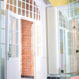 repräsentativer Eingangsbereich...