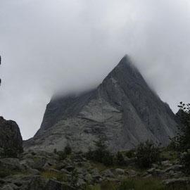 Badile North Ridge.