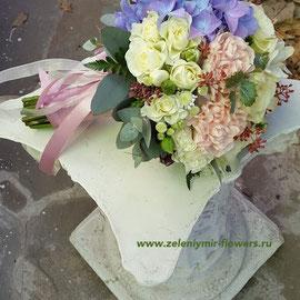 заказать букет невесты боковская