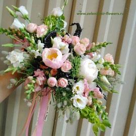 оформление свадьбы цветами миллерово
