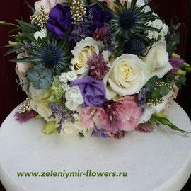 цветочное оформление свадьбы вешенская