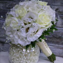 цветочное оформление свадьбы боковская