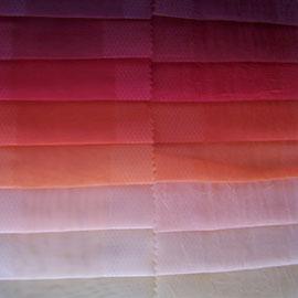 sanfte Farbschattierungen, leichte Stoffe