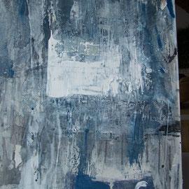 moderne Kunst, Blau