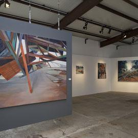 Jahn-Galerie, Tapetenwerk Leipzig, 2017