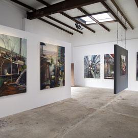 Jahn-Galerie, Tapetenwerk Leipzig, 2017 ©Dorothee Liebscher