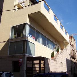 Plaça de l'Ajuntament (Manlleu - BCN)