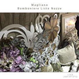 Magliano Bomboniere Liste Nozze <br> Bisaccia (AV)