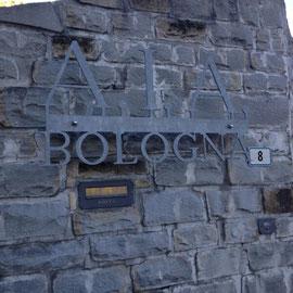la sede della sezione di Bologna