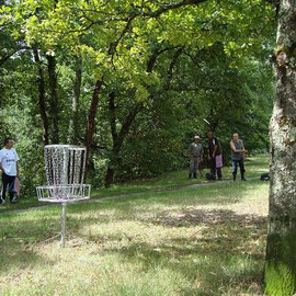 Disc Golf Briviste