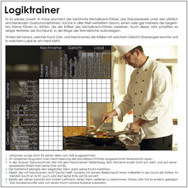 Logical bzw. Logik-Trainer-rätsel