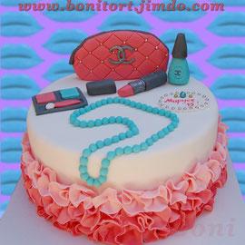 Гламурный тортик
