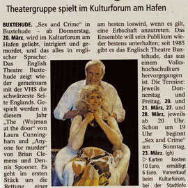 Buxtehuder Tageblatt 2014-03-20