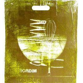 migros - druck auf papier - 70 cm x 90 cm