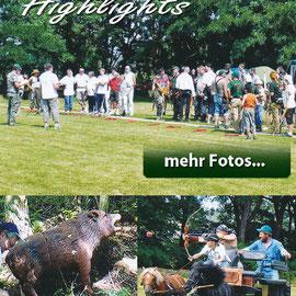 10 Jahre BSV Merkwitz 1997 e.V. - Jubiläumsturnier