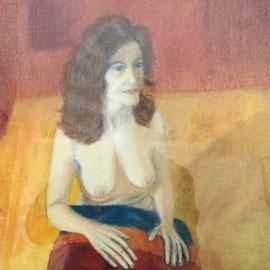 La Rosalba .:. Oleo sobre tela - 35x25 - 2010