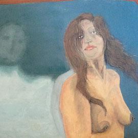 Laura Soledad .:. Oleo sobre tela - 45x32 - 2013