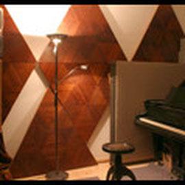 Aufnahmeraum (Foto: Johannes Scherzer)