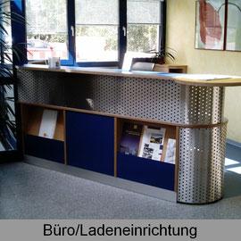 Büro/Ladeneinrichtung