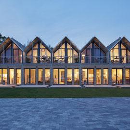 "Beach Houses Büsum, mit Büro ""Jebens Schoof Architekten"""