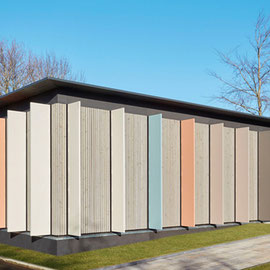"Sakurabad Buchholz, mit Büro ""Jebens Schoof Architekten"""