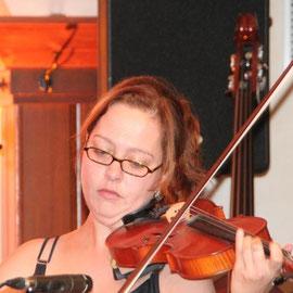 mit Cornelia Scholz - Violine