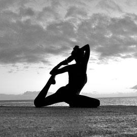 Kapotasana-  Florentine Freytag Hatha Yoga Pose