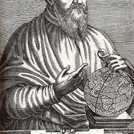 Père André Thévet qui ramena et acclimata des plants de tabac en Europe.