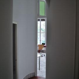 Casa Planells, detall del pis principal. 2011. Imatge: Raúl Sanz.