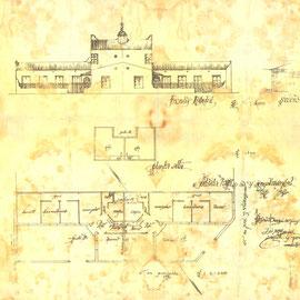 AMSJD. Projecte de la Torre Jujol. 1932