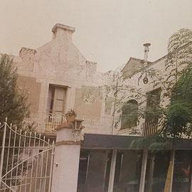 Casa Rovira. 1987. Fotografia: Xavier Miserachs