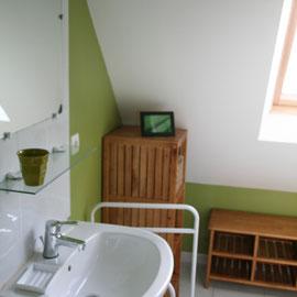 Salle d'eau Etage