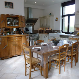 Cuisine<Moulin de Boubert<Mons-Boubert<Baie de Somme<Picardie
