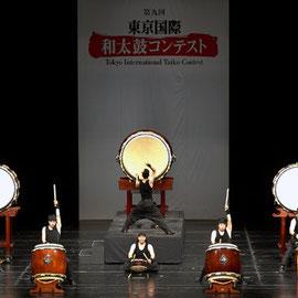 第9回東京国際和太鼓コンテスト