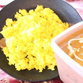 サフランライス(rice)