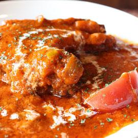 ラムチョップマサラ(Lambchop masala curry)