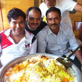 ビリヤニ(biriyani)インドの炊き込みご飯
